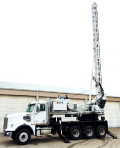Auger Drills - Terex / Reedrill / Texoma - CIA Machinery, Inc